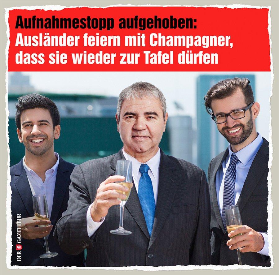 #EssenerTafel