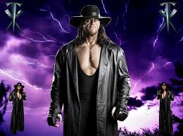 Happy Birthday dead man the undertaker