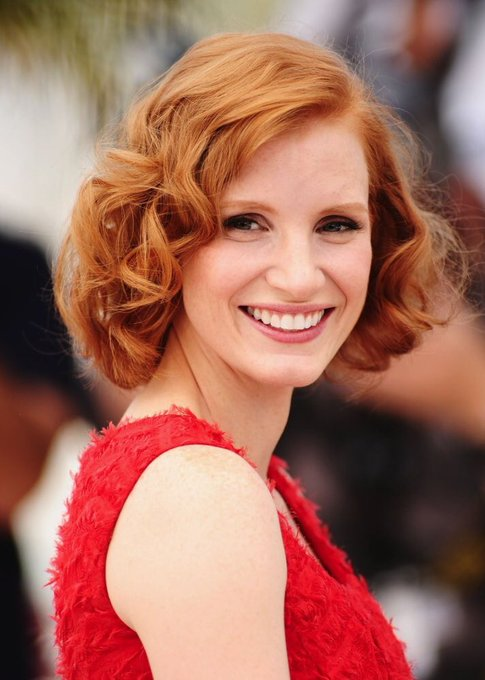 Happy Birthday, Jessica Chastain!