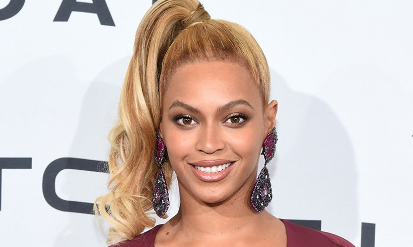 Who bit Beyonce?! This is possibly the weirdest story we've seen today!