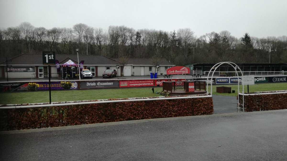 test Twitter Media - Final day of the Racing Home for Easter festival in @corkracecourse   The sky is clearing, and we're all set up for a great day of point to point racing #ComeRacing https://t.co/58HTNwlSmV