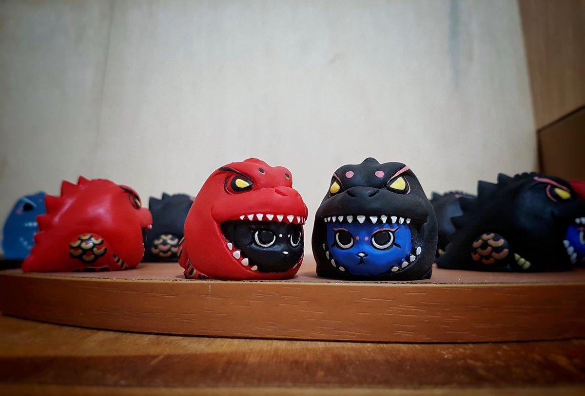 test ツイッターメディア - ワンフェス2019夏 恐竜ねこ 手塗り作品 青花瓷 塗裝完成品  #ワンフェス #wf2019s #ワンフェス2019夏 #ドラゴン #恐竜 #ねこ #モンスタースーパーリーグ #おもちゃショー2019 #ドラゴンズ https://t.co/o1bEnQgU5F https://t.co/ONvzld21ga https://t.co/xndkooFWo3