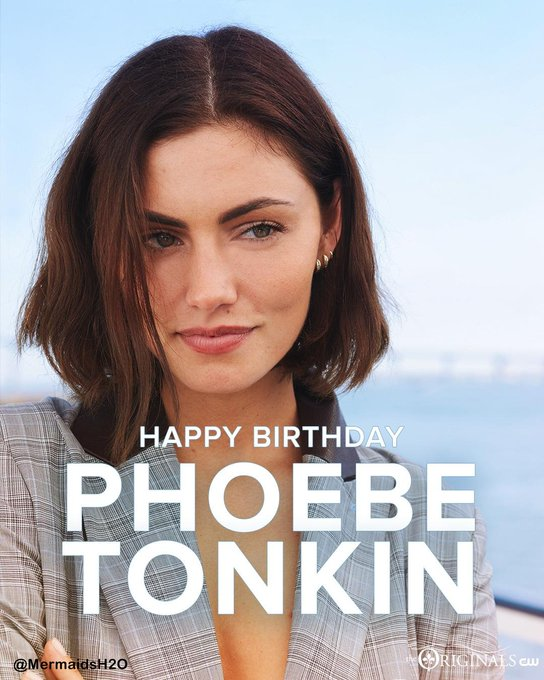 Happy 30 Birthday Phoebe Tonkin