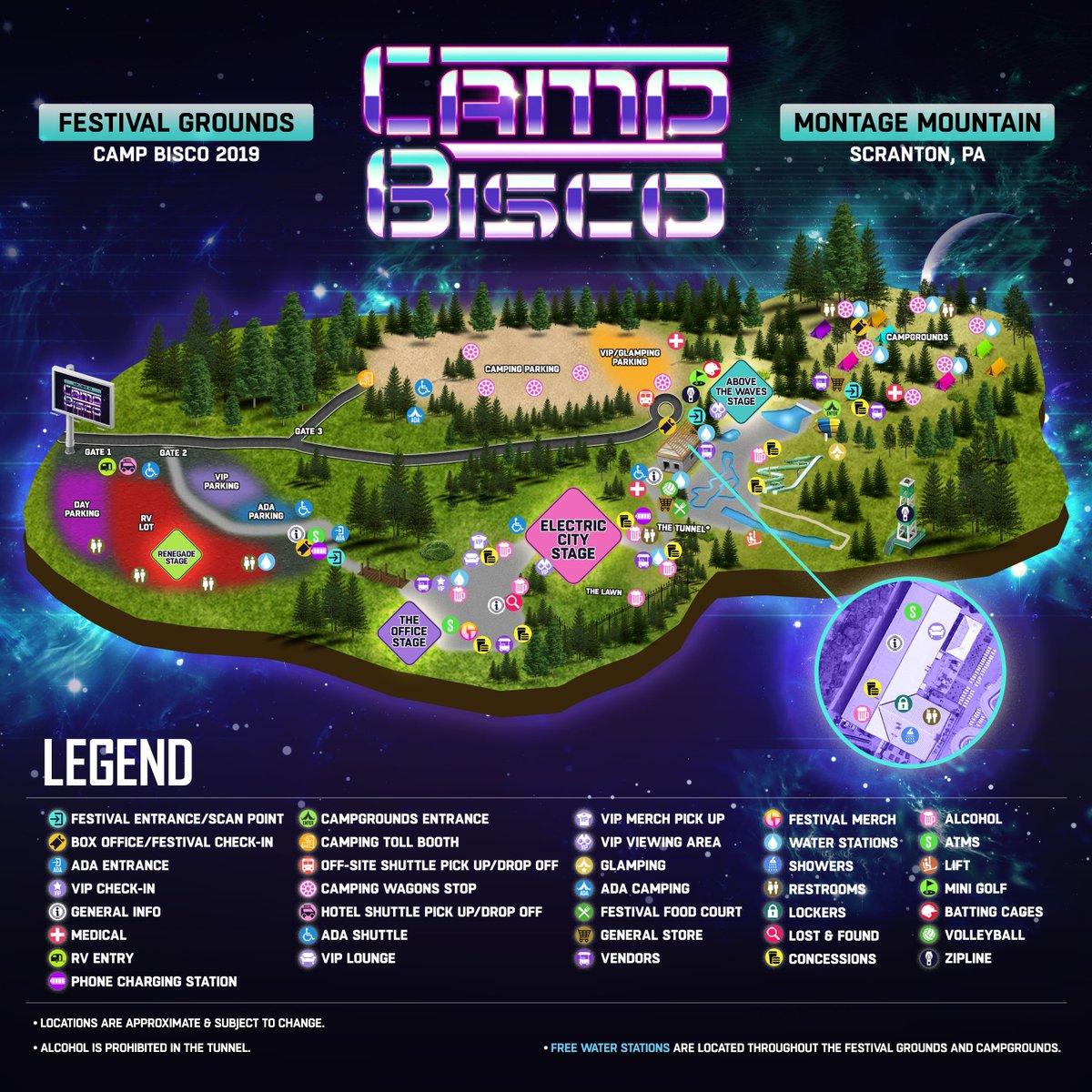 Camp Bisco 2020
