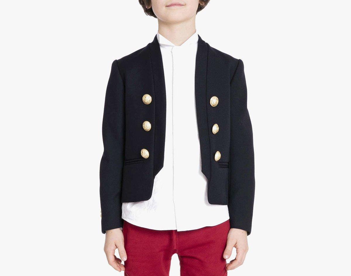 TIMELESS JACKETS, Shop new #BALMAINKIDS jackets: https://t.co/SswHUFAj1j https://t.co/PsUifZ6g3I