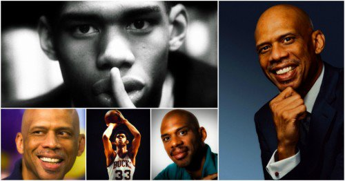Happy Birthday to Kareem Abdul-Jabbar (born April 16, 1947)
