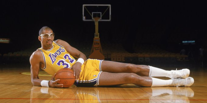6 x NBA Champion 6 x NBA MVP  19 x NBA All Star Happy birthday, Kareem Abdul-Jabbar.