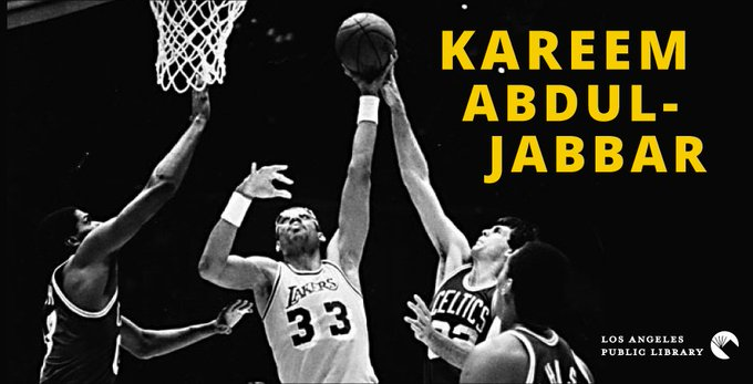 New Blog Post:  Happy Birthday, Kareem Abdul-Jabbar!