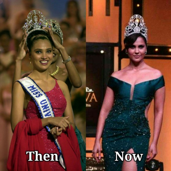 Happy Birthday !!  Miss Universe 2000 Lara Dutta