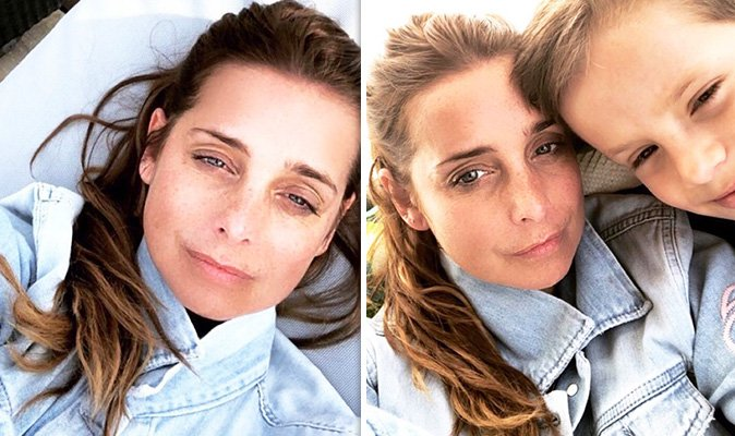 #StrictlyComeDancing star Louise Redknapp looks unrecognisable in makeup free...