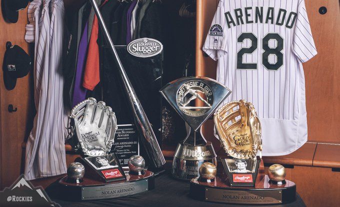 Happy 27th Birthday Nolan Arenado