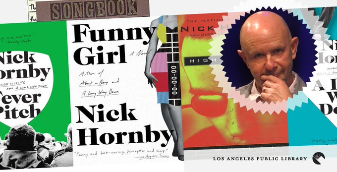 New Blog Post:  A Week to Remember: Happy Birthday, Nick Hornby!