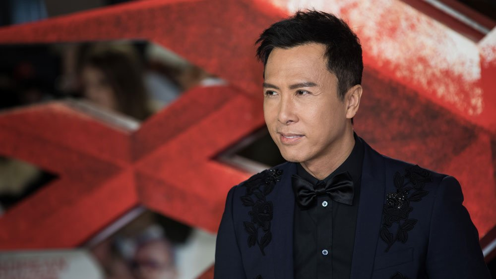 Mulan live-action Disney reboot casts RogueOne star @DonnieYenCT