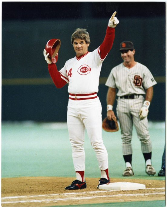 Happy 77th Birthday Pete Rose!