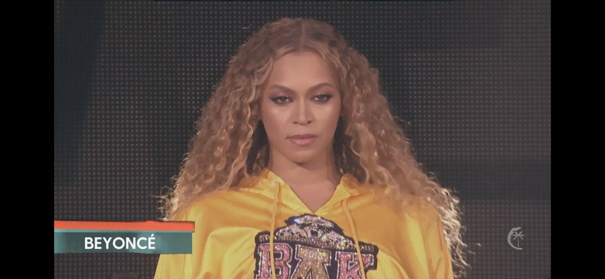 Beyoncé is Flawless. #Beychella #Coachella2018 https://t.co/9Q9zfa44Ch