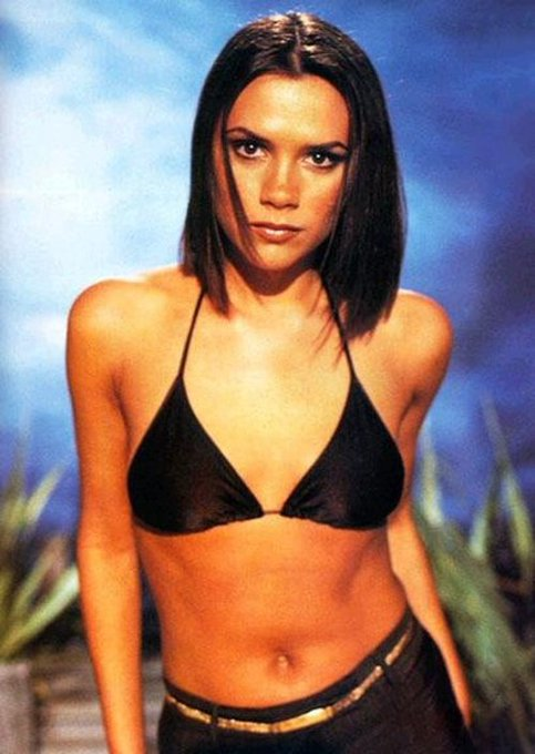 Happy 44th birthday to Victoria Beckham, aka Posh Spice today!
