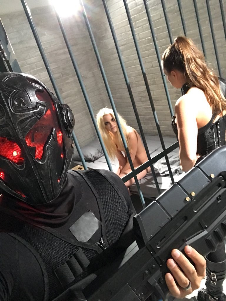 test Twitter Media - Today was a good day! My 3rd day on set for Fantasy Factory- The Wastelands @Stillsbyalan @BillyVisualXXX @girlswaynetwork 💪🏼💯 https://t.co/04aNpTLuXs