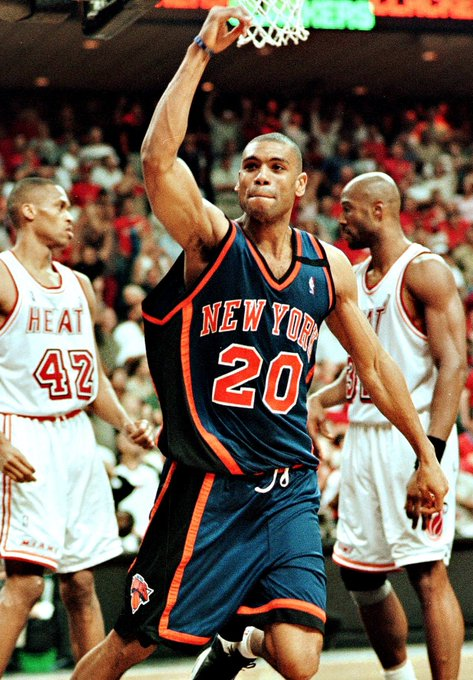 Happy birthday to my favorite Knick of all-time,