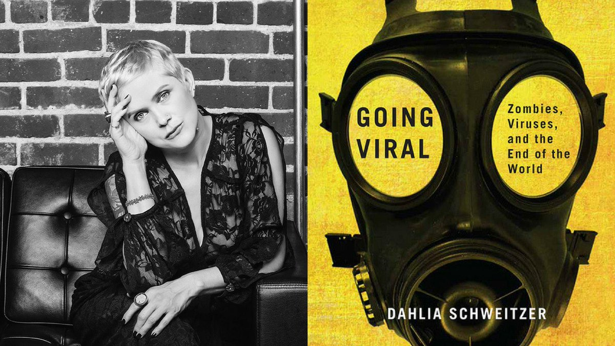 "test Twitter Media - Tonight at 7pm @wesrjjulia: Dahlia Schweitzer (@dahliadestiny) '98: ""Going Viral: Zombies, Viruses, and the End of the World"" https://t.co/r68B2L1ULo https://t.co/XSocI7fmgh"