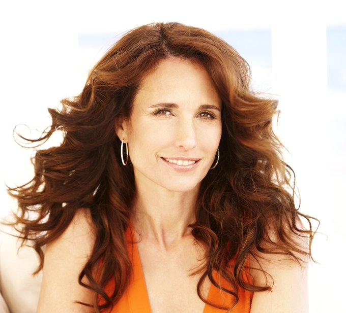Happy birthday to Andie MacDowell!
