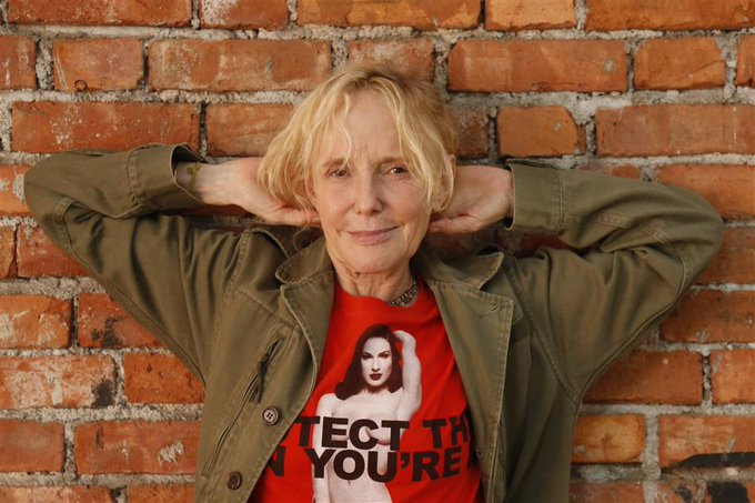 Happy birthday great Claire Denis! Can\t wait to watch your High Life ...