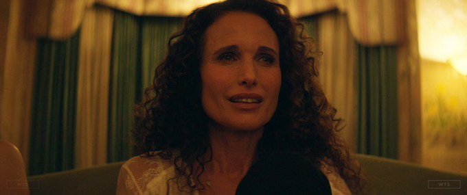 Andie MacDowell was born on this day 60 years ago. Happy Birthday! What\s the movie? 5 min to answer!