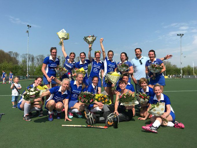 Dames Veterinnen HVWestland nu al kampioen https://t.co/yWztqv4Tmg https://t.co/a7p778ExLu