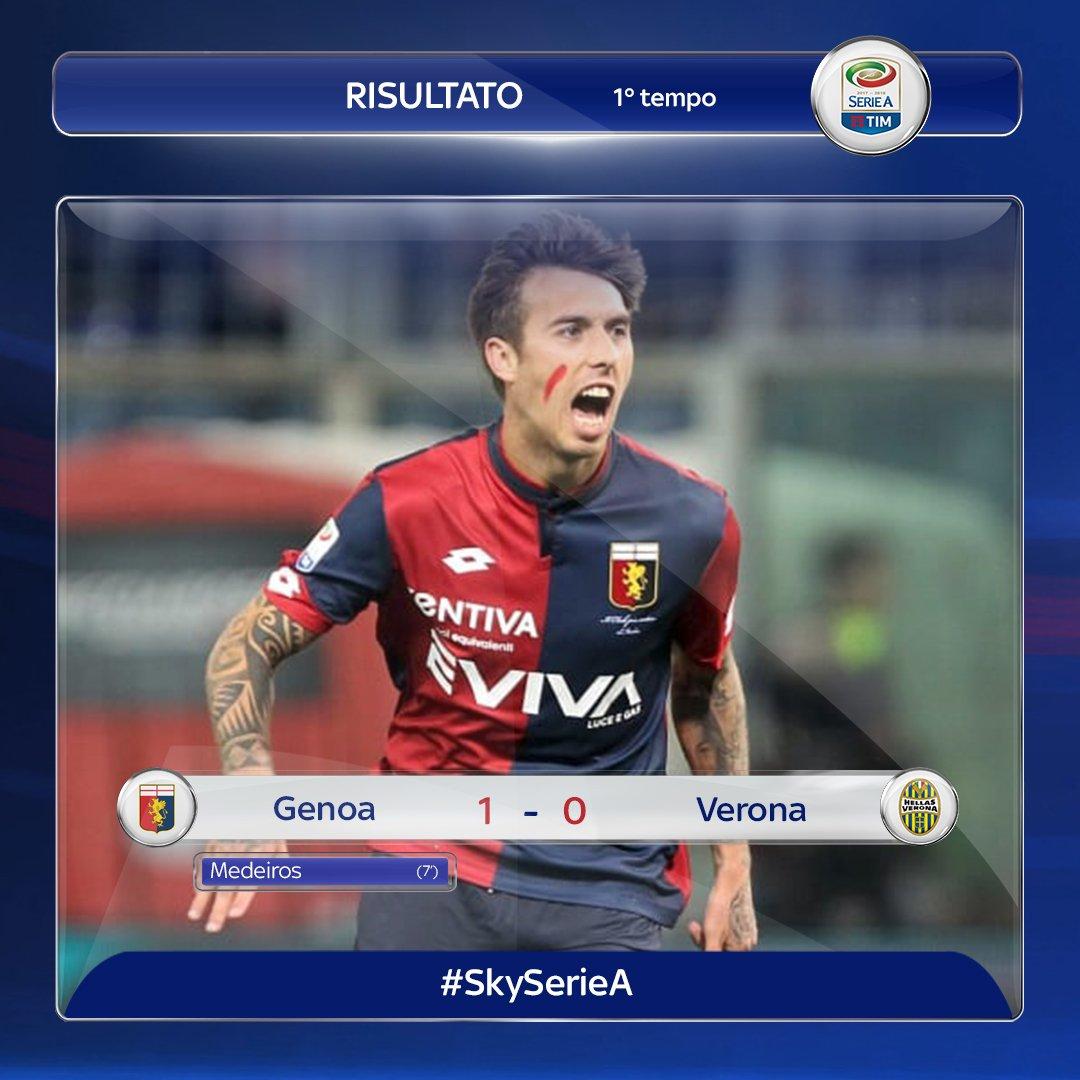 #GenoaVerona