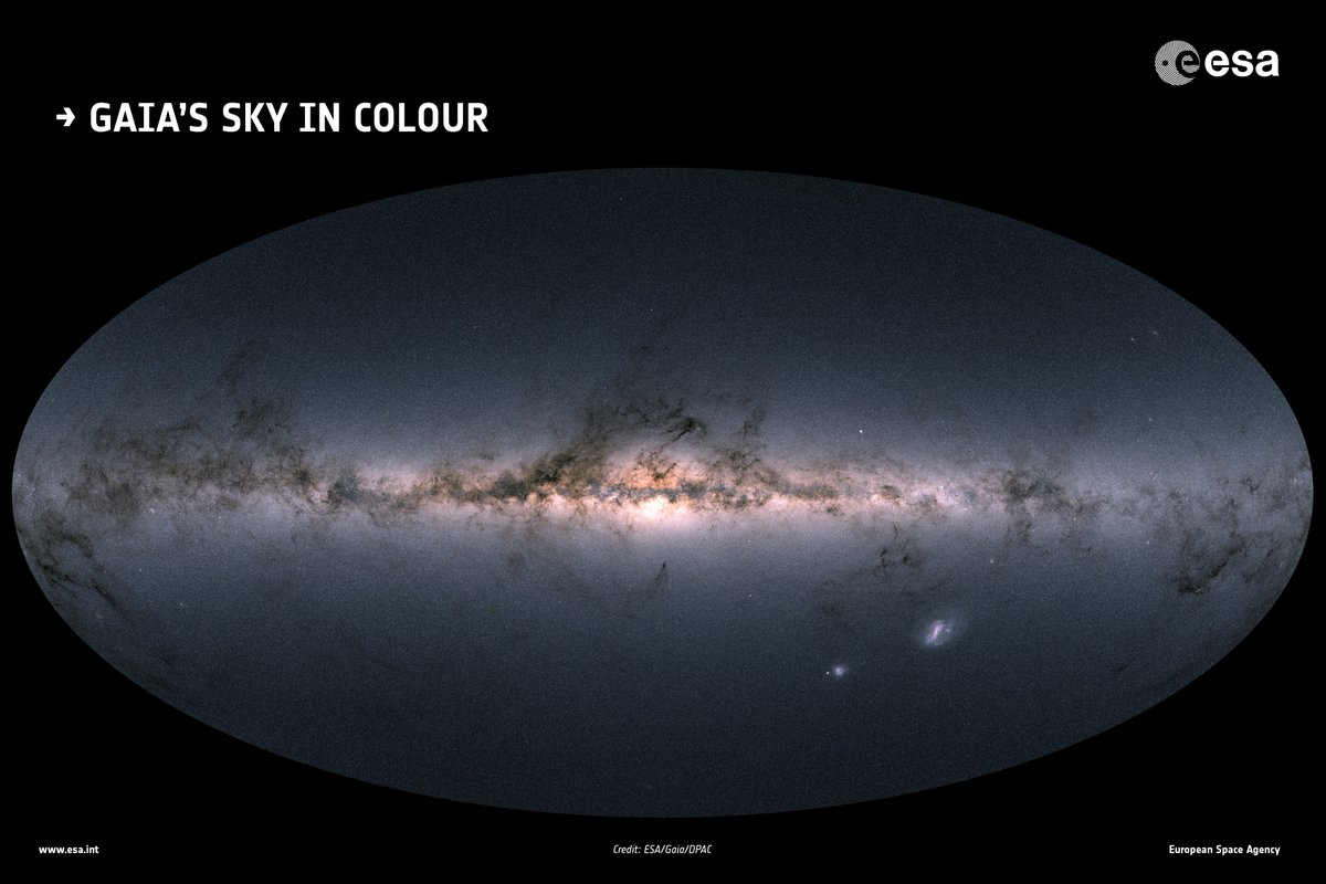 Creates Richest Star Map Of Our Galaxy And Beyond Read All About - How to read a star map