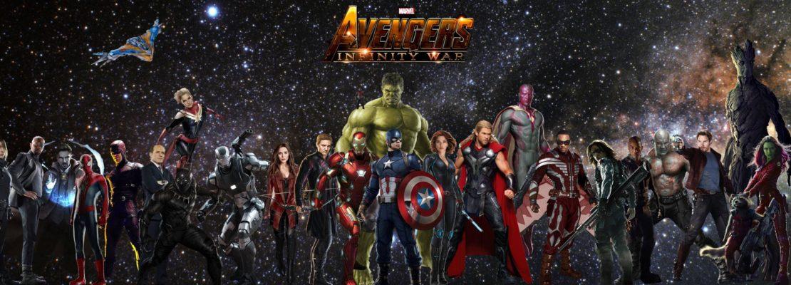 #Avengers
