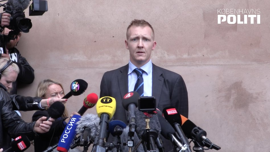 Pressebriefing ifm. dom i ubådssagen med specialanklager Jakob Buch-Jepsen https://t.co/Wmnj0bslcf #politidk https://t.co/uXKxAOZckk
