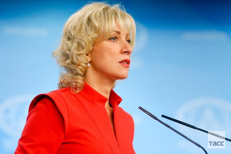 Захарова назвала рейдерским захватом вторжение властей США в генконсульство в Сиэтле