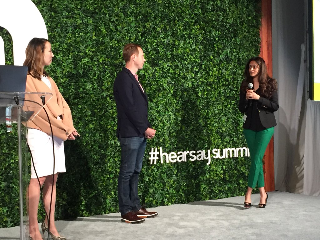 #HearsaySummit
