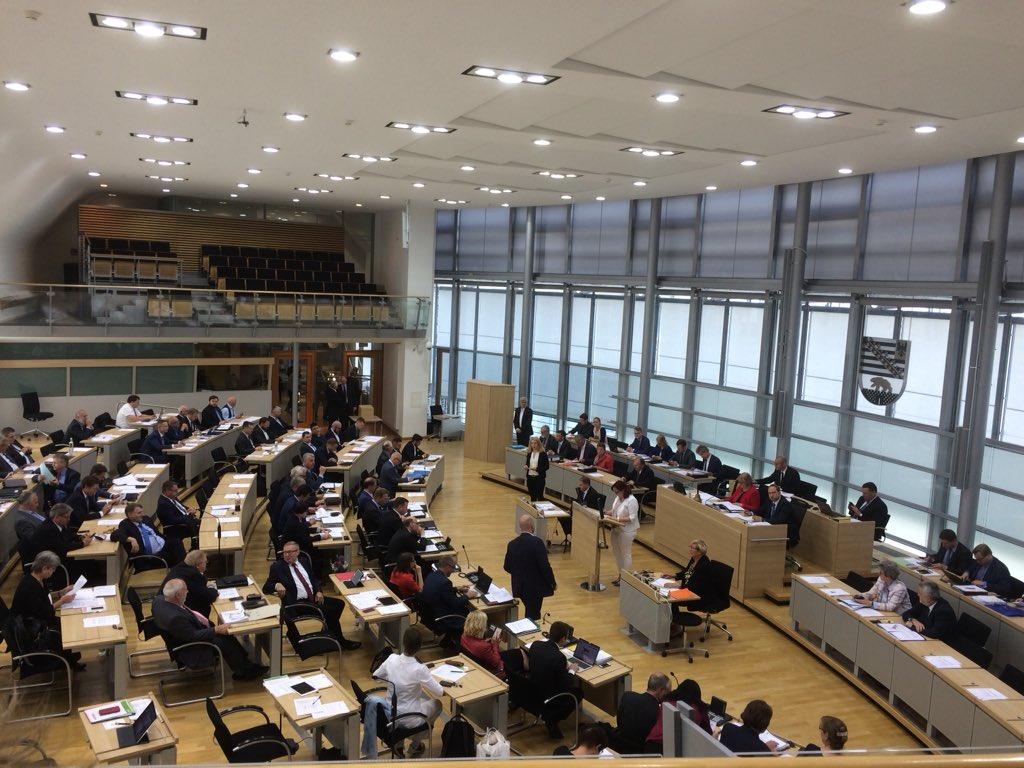 #Landtag