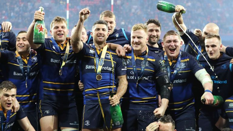 test Twitter Media - The Good, the Bad, the turning point and more from Leinster's late 15-12 Champions Cup final win over Racing 92 in Bilbao: https://t.co/UlWGEvuOvG https://t.co/MwLpUOigMy
