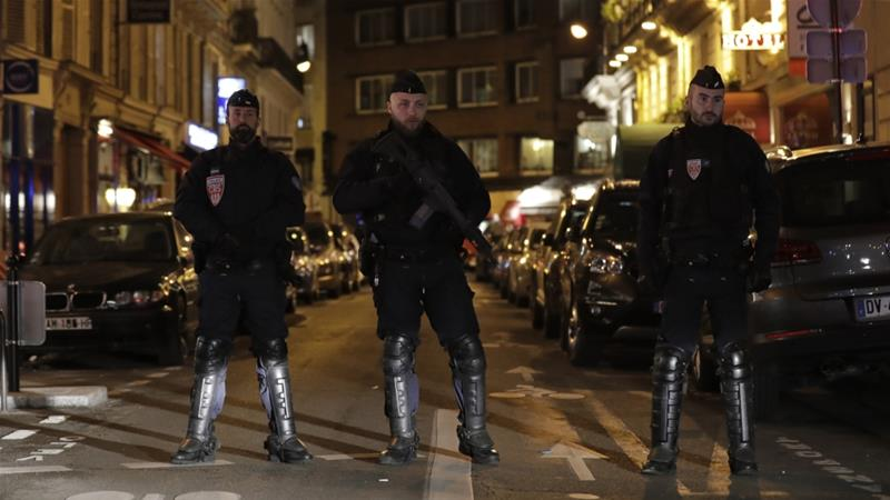 France: Suspect 'killed' after deadly knife attack in Paris