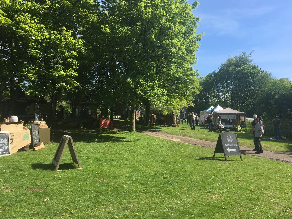 test Twitter Media - It was a beautiful day yesterday @SusCentre for the South Downs Green Fair with the @UoS_Engagement team, University of Southampton Roadshow! https://t.co/UdeC90lGSX