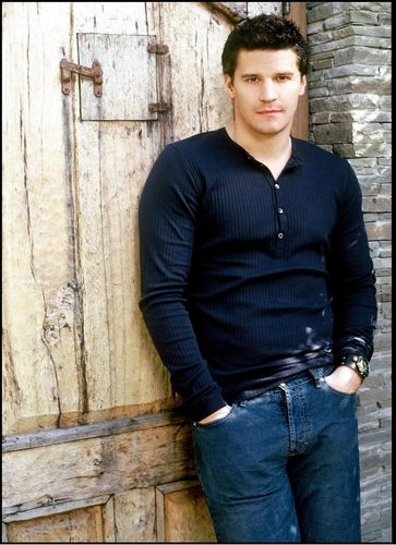 Happy birthday david boreanaz, to my beautiful Angel !!