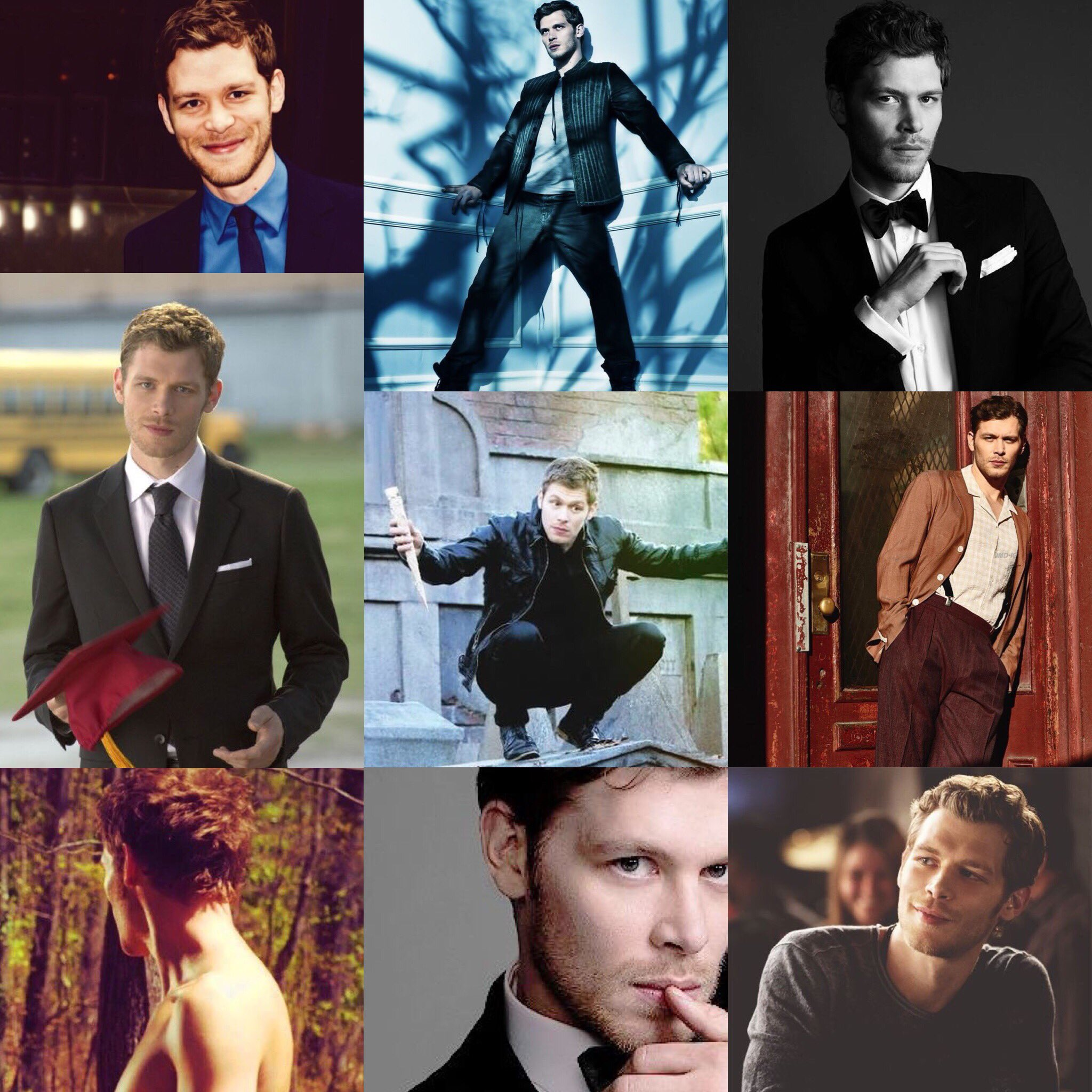 ¡Happy Birthday Joseph Morgan!