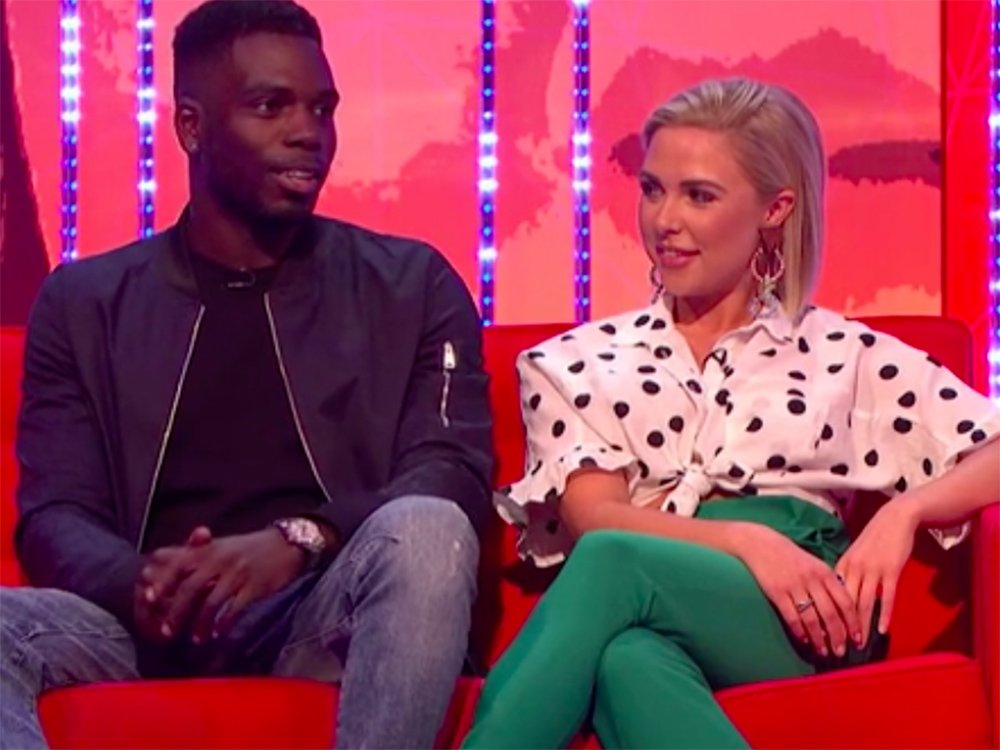 Marcel Somerville And Gabby Allen's Final TV Appearance Was The Most Awkward Thing