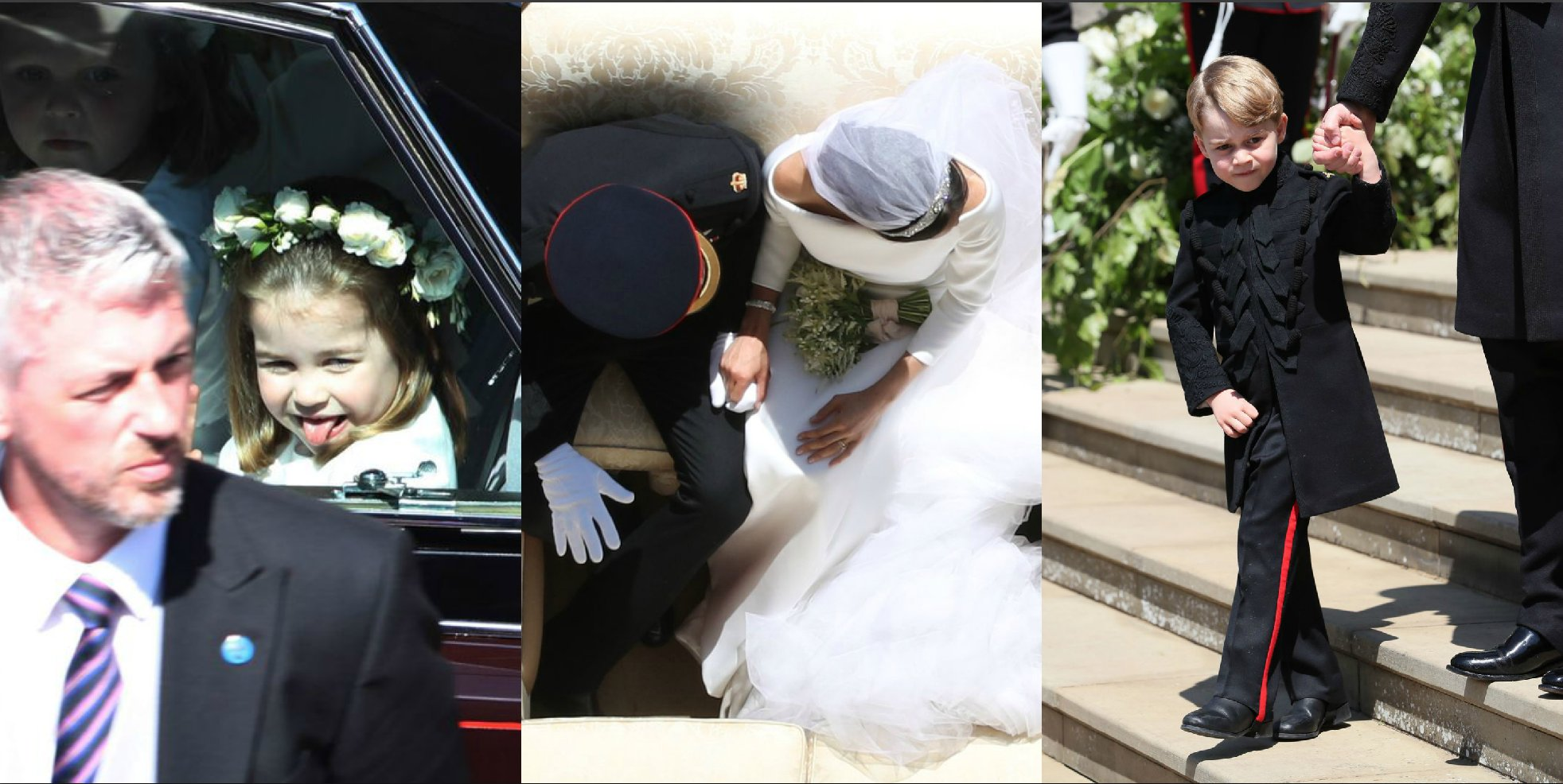 70 Candid, Beautiful, Heart-Melty Moments From the #RoyalWedding https://t.co/XZ90Pqn906 https://t.co/PmrpapI5Ts
