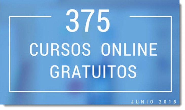 375 cursos universitarios, online y gratuitos que inician en junio https://t.co/vWhyaoyujw https://t.co/yjZMj5qLbp