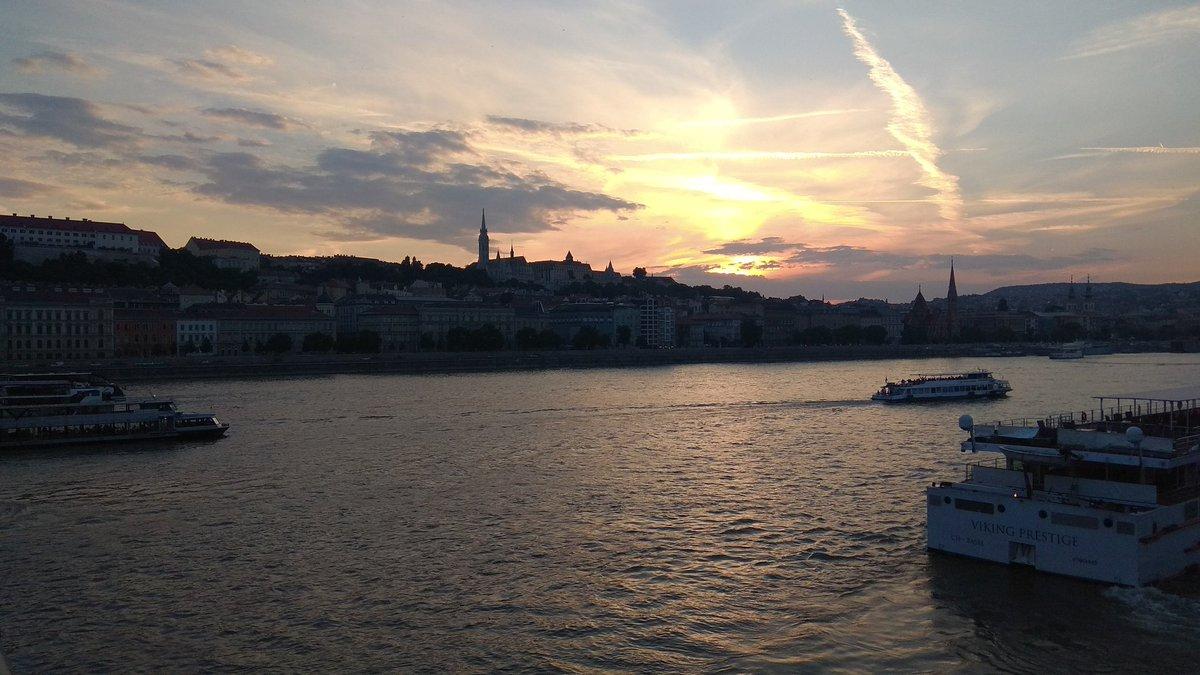 Eeeeeeet c'est Budapest !