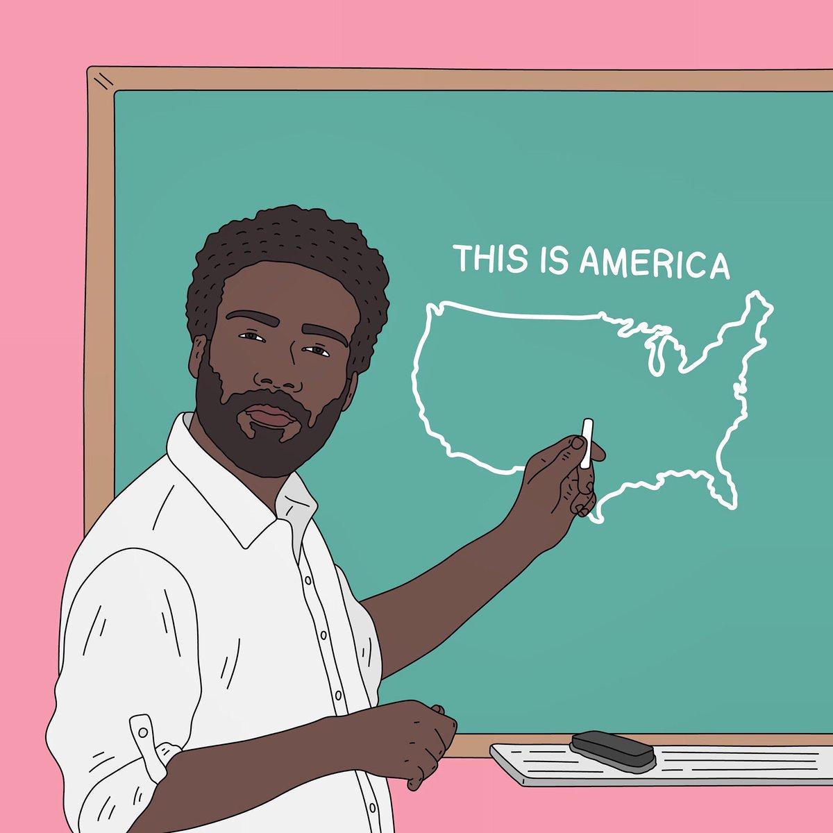 RT @somehoodlum: Geography class with childish gambino https://t.co/PfZO6rO66n