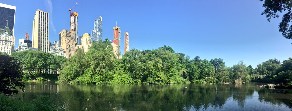 RT @CentralParkNYC: Good morning, NYC! ☀️ Do you have that #FridayFeeling? https://t.co/xKuJ8nmA0m