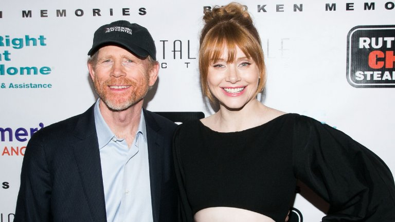 """.@BryceDHoward praises director dad's Solo: """"It's a hell of a movie"""""""