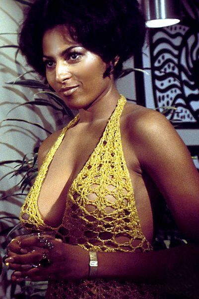 Happy birthday to the amazing, original FOXY BROWN Pam Grier.