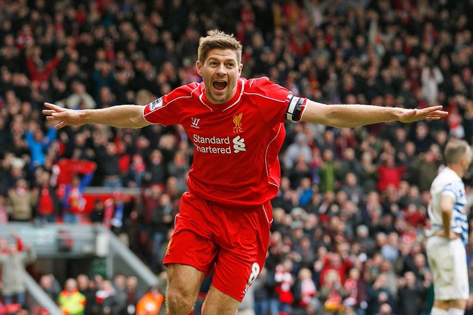 Happy Birthday,Steven Gerrard!!!! Mr.Reds !!!!
