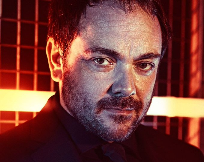 Happy Birthday to Mark Sheppard   About:
