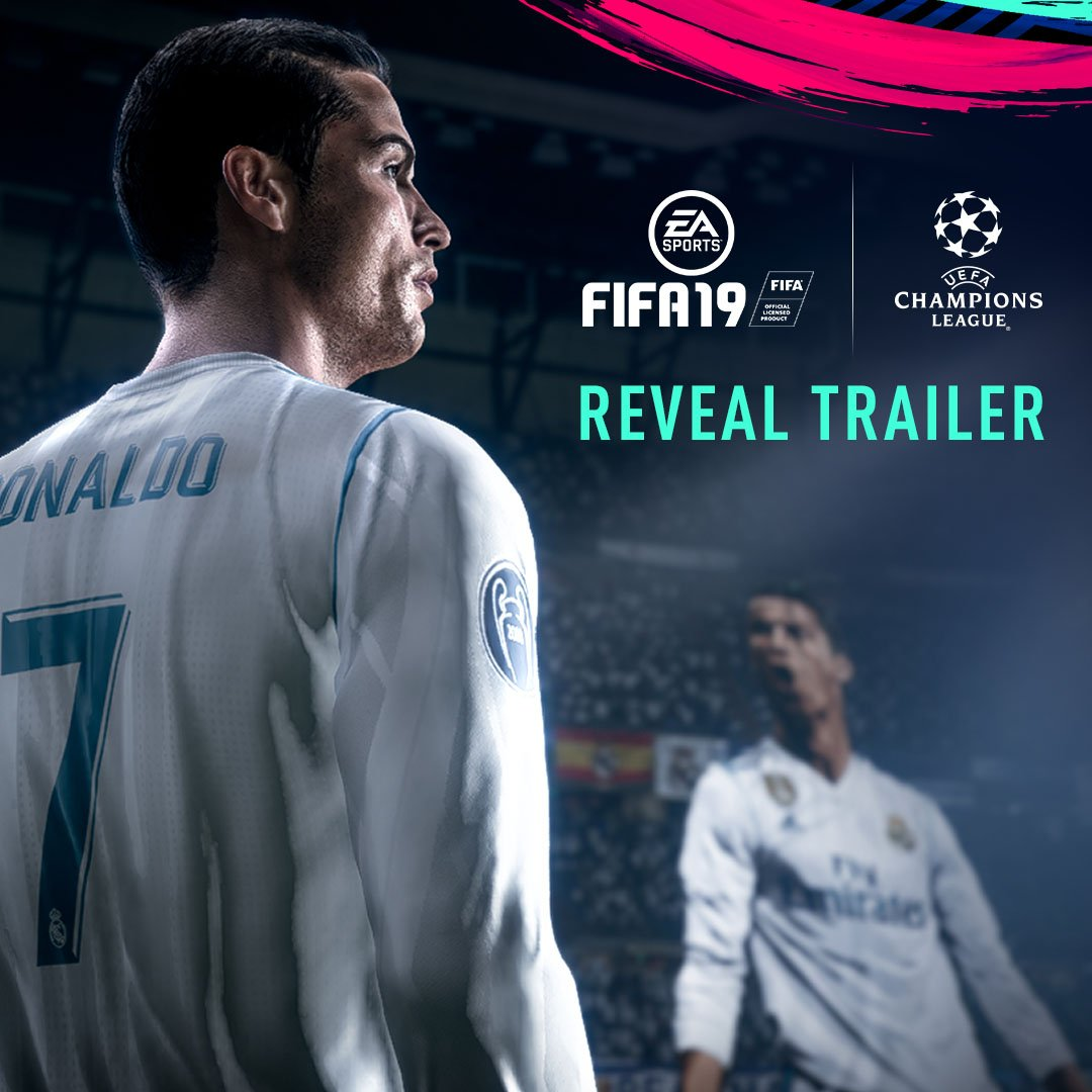 Champions Rise on September 28th. This is #FIFA19. @ChampionsLeague #UCL https://t.co/YHkvbDkg2F